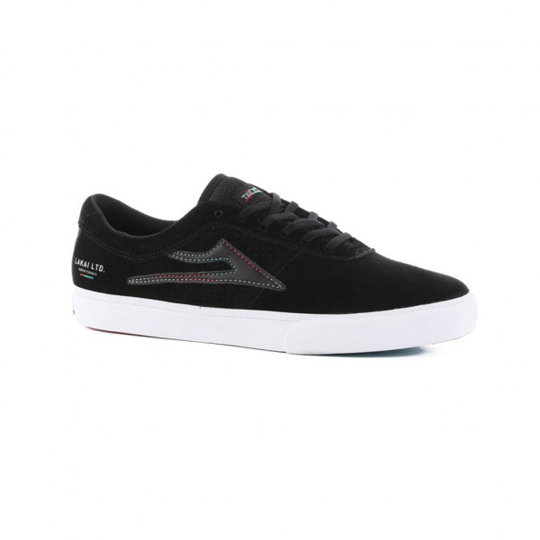 Lakai Sheffield The Flare Schuhe - black suede