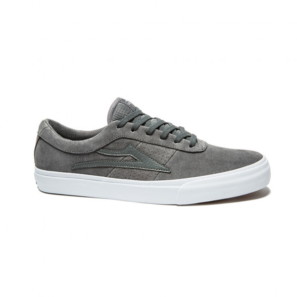 Lakai Sheffield Schuhe - grey suede
