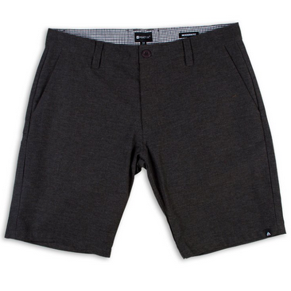 MATIX Short Welder Modern Heather - charcoal