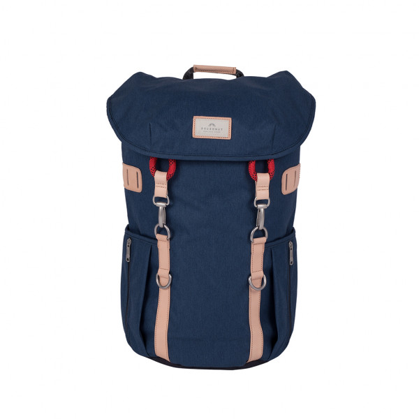 Doughnut Arizona Rucksack - navy x charcoal