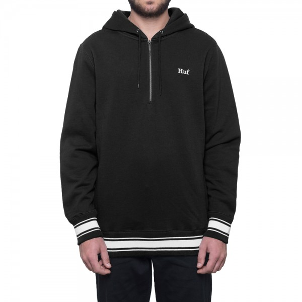 HUF Hoodie Relay French Terry - black