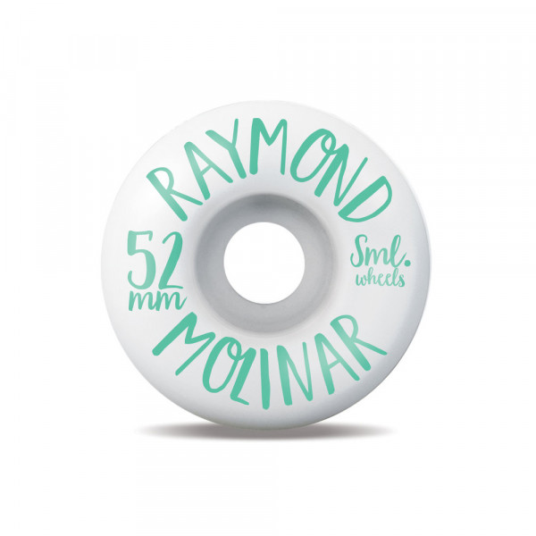 SML Wheels Signs Raymond Molinar OG Wide - 52mm