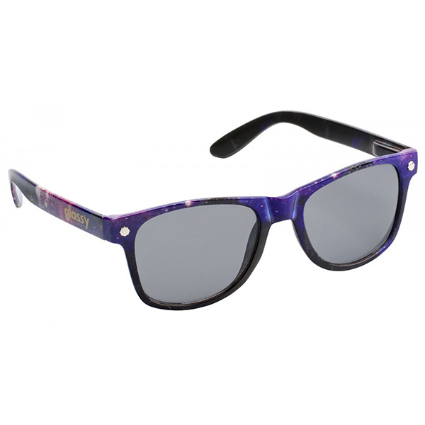 Glassy Sunhaters Sonnenbrille Leonard - galaxy