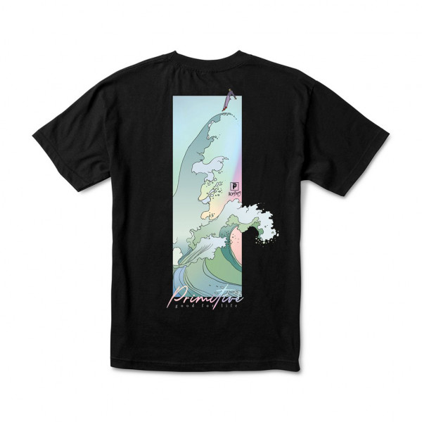 Primitive Voyage T-Shirt black