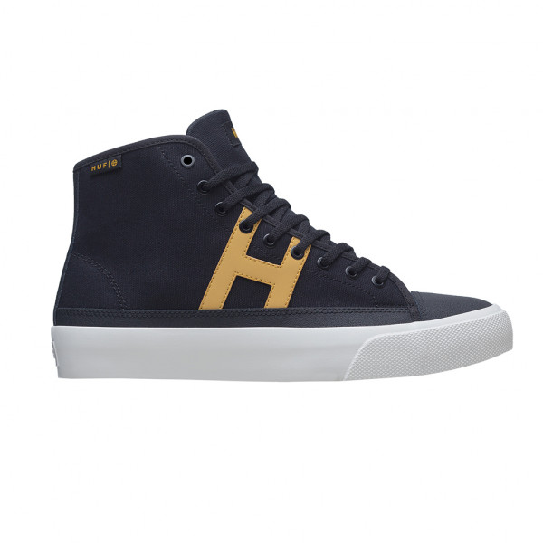 HUF Hupper 2 high Schuhe - black