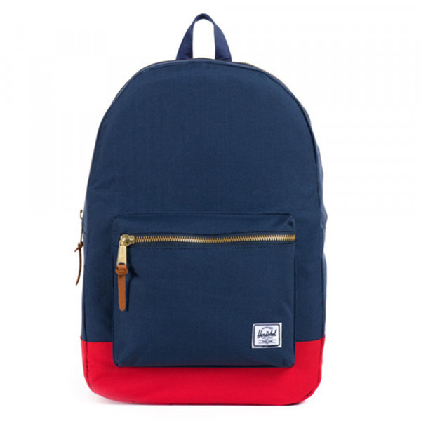 Herschel Supply Co. Rucksack Settlement - navy red