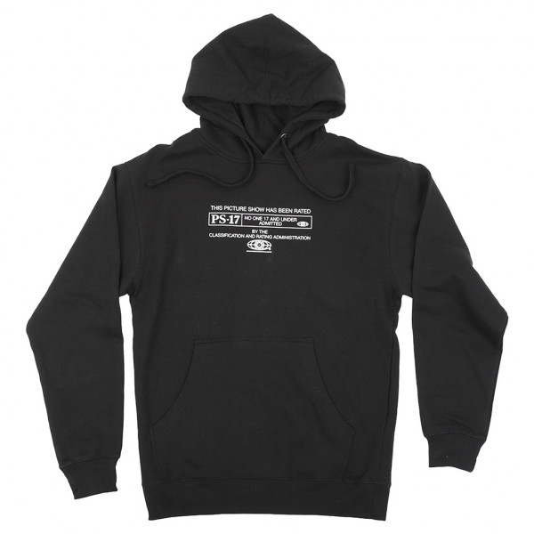 Picture Show PS-17 Hoodie black