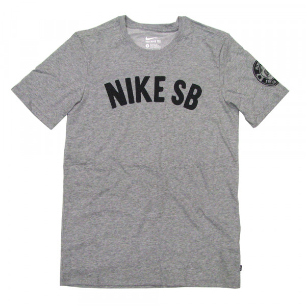 Nike SB T-Shirt Spring Training Tee - athletic heather