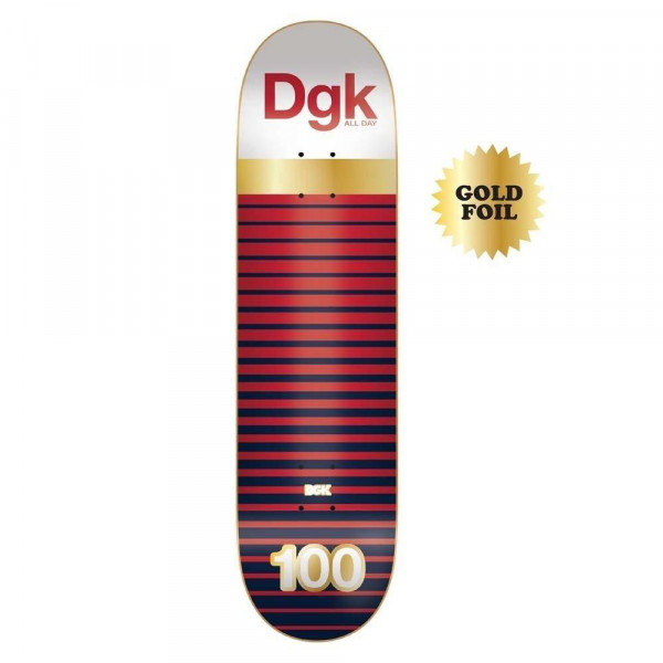 Deck 100 Red - 8.25