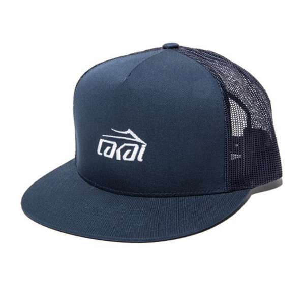 Lakai Cap Basic Trucker Hat - navy
