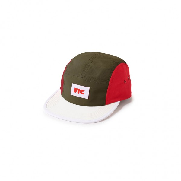 FTC Hat Lake - forest red