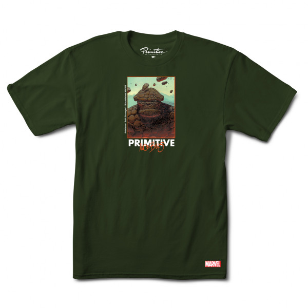 Primitive Thing T-Shirt military green