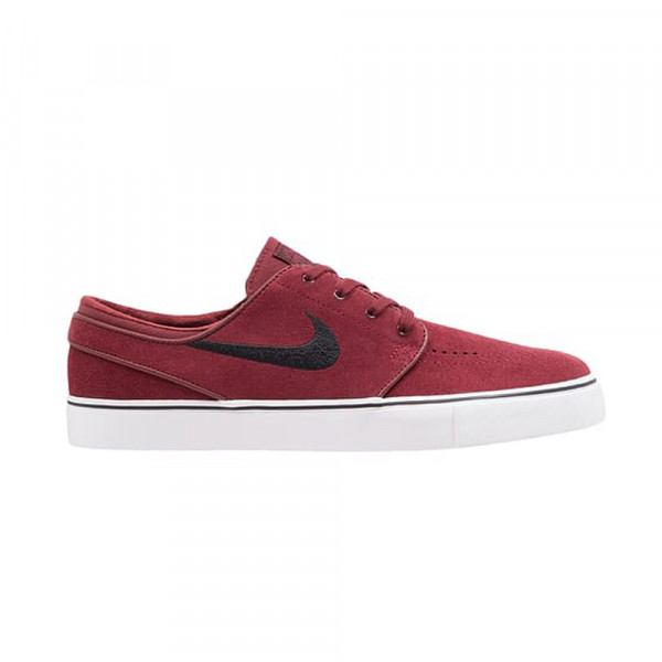 Nike SB Schuhe Zoom Stefan Janoski - dark team red black