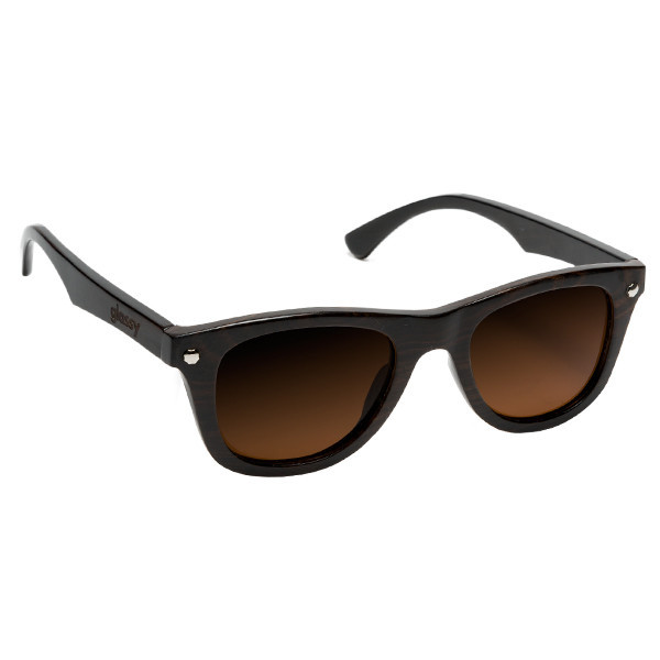 Glassy Sunhaters Sonnenbrille Marc Johnson - ebony