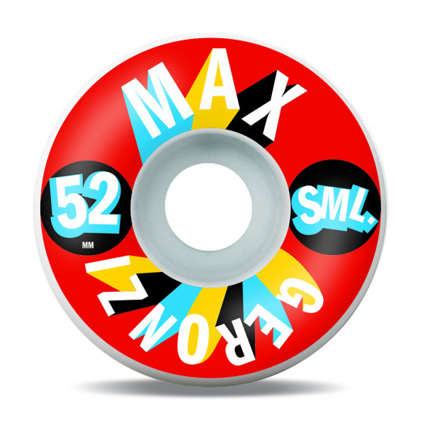 SML Wheels Max Geronzi Marquee Series 52mm OG Wide
