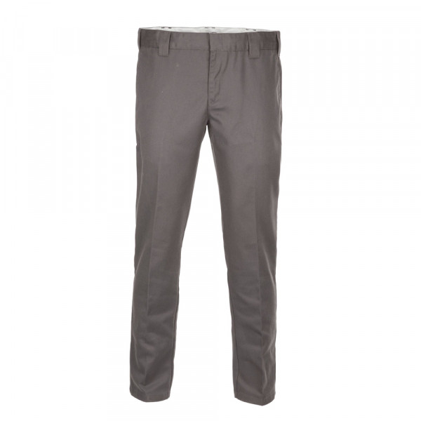 Dickies Hose Slim Fit Work Pant - charcoal grey