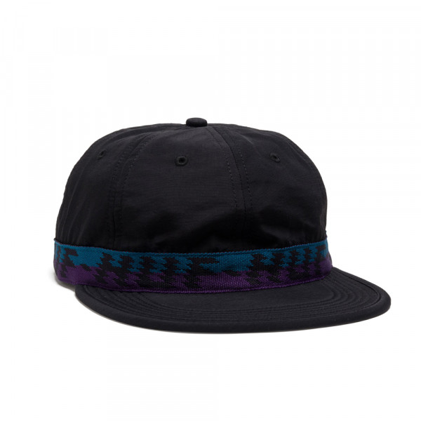 HUF Apparel Cap Landers Formless 6 Panel - black