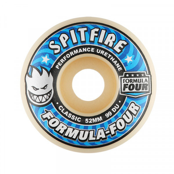 Spitfire Wheels F4 Conical 99A - 52mm