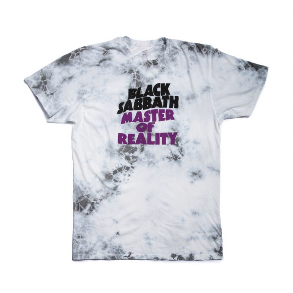 Lakai Master Of Reality T-Shirt white tie dye