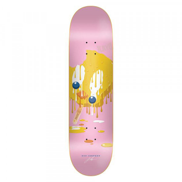 DGK Skateboards Deck Melted Boo - 8.25