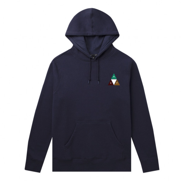 HUF Prism Trail Hoodie french navy