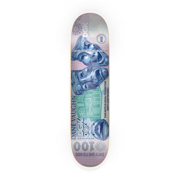 DGK Deck Paid Vaughn - 8.1