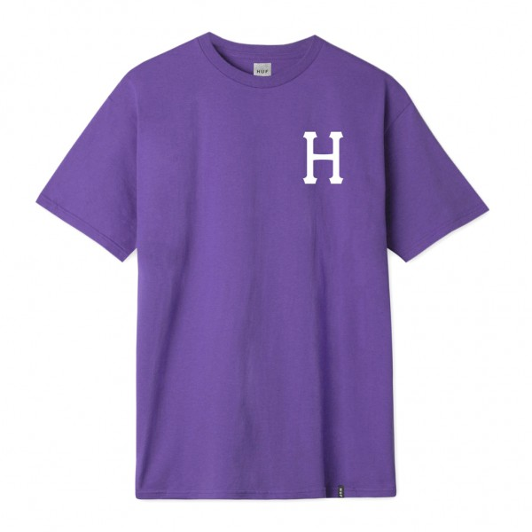 HUF Jungle Classic H T-Shirt - ultra violet