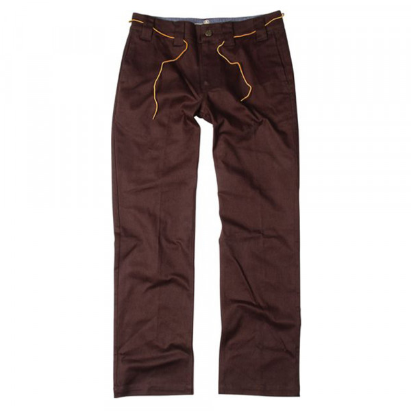 Expedition One Skateboards Hose Drifter Chino - dark brown