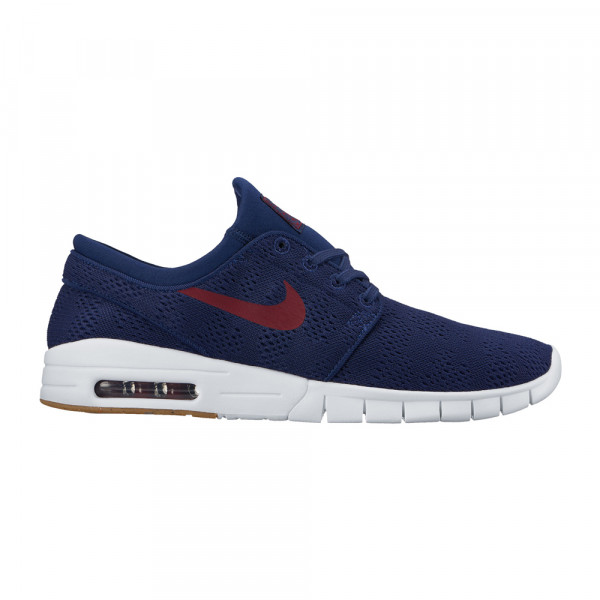 Nike SB Schuhe Stefan Janoski Max - binary blue team red