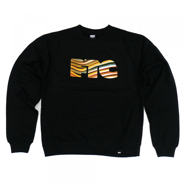 FTC Skateboarding Sweatshirt PG Plys - black