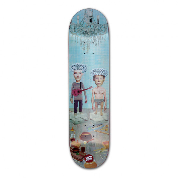 MOB Skateboards Duo Deck - 8.0