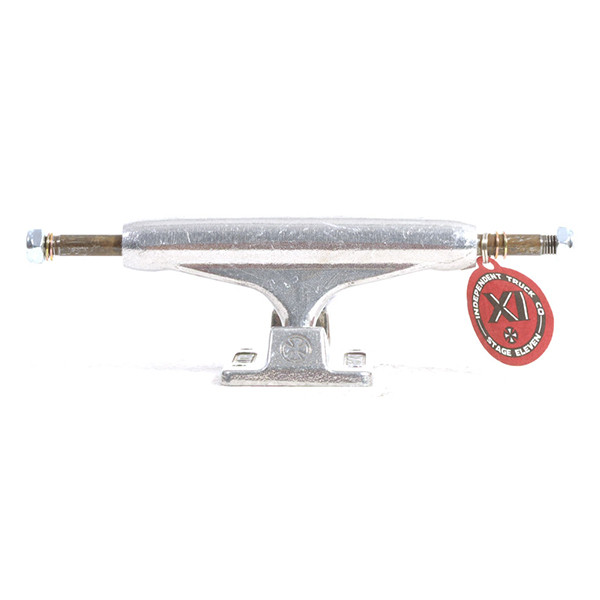 Independent Trucks Stage 11 Silver Polished Low 139