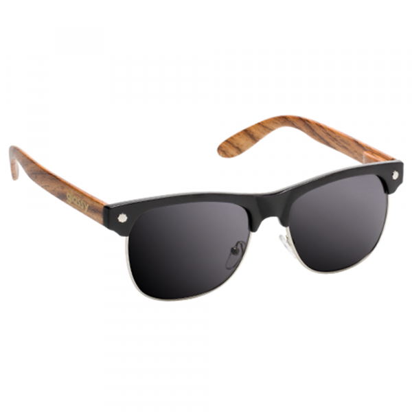 Glassy Sunhaters Sonnenbrille Shredder - black wood