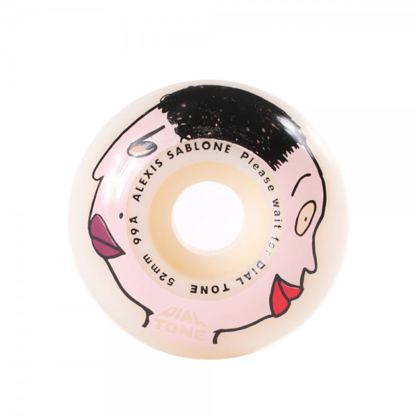 Dial Tone Wheels Two Face Standard 99a - 54mm