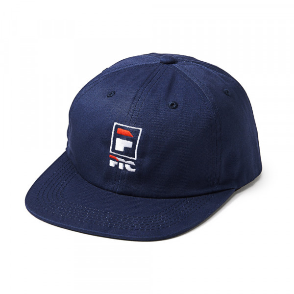 FTC Skateboarding Cap Ila 6 Panel - navy