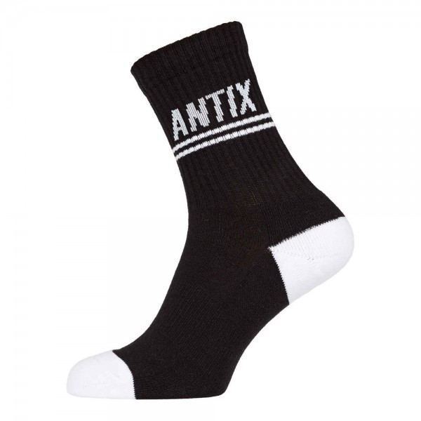 Antix Socken Linea - black white