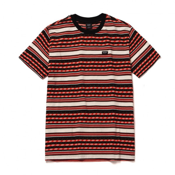 HUF Bedford SS Knit Top ginger