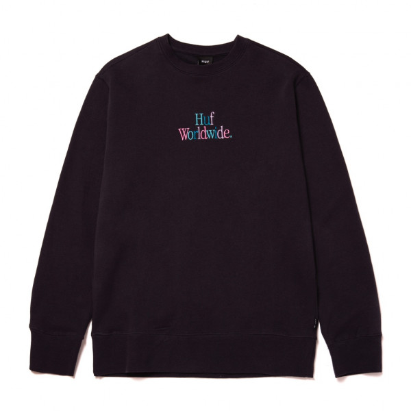 HUF Woz Pullover french navy