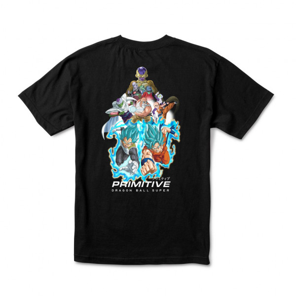 Primitive Resurrection T-Shirt black