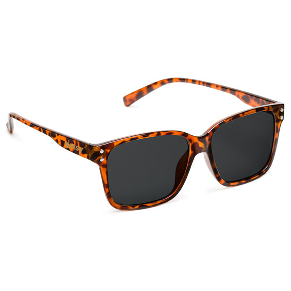 Glassy Sunhaters Sonnenbrille Fritz - brown tortoise