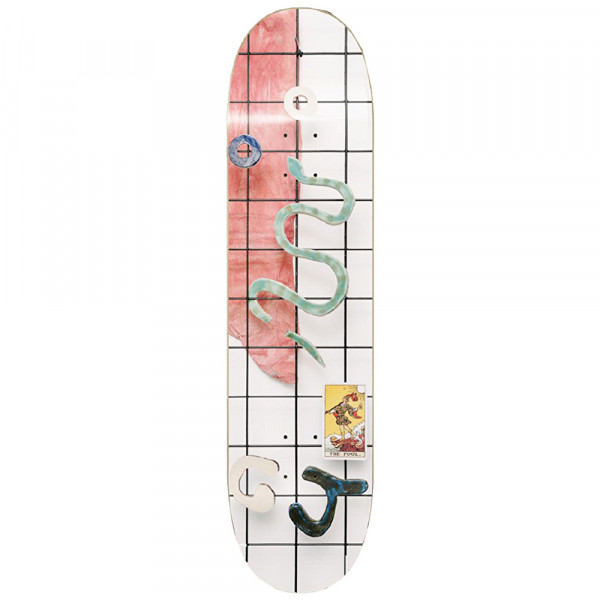 Isle Deck Grid Series Jones - 8.125