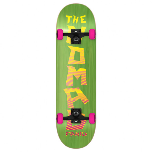 Nomad Wire In Lime Komplettboard - 7.75