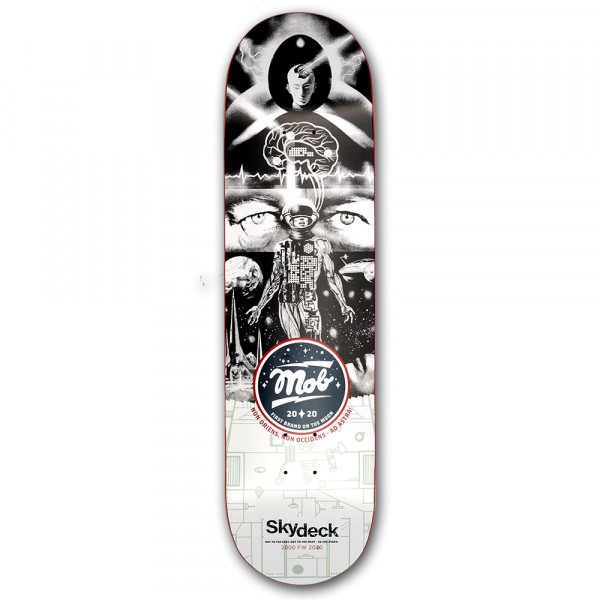 MOB Skateboards Technoid Deck - 8.375