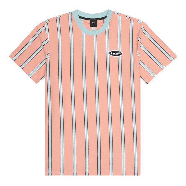 HUF Jerome Yds T-Shirt coral pink