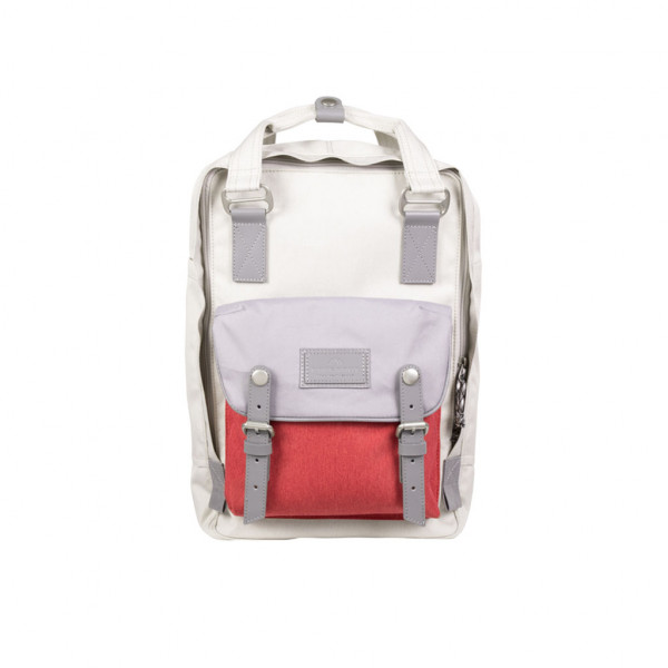 Doughnut Macaroon Space Collection Rucksack stone x light grey
