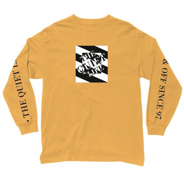 The Quiet Life Longsleeve Optical - gold