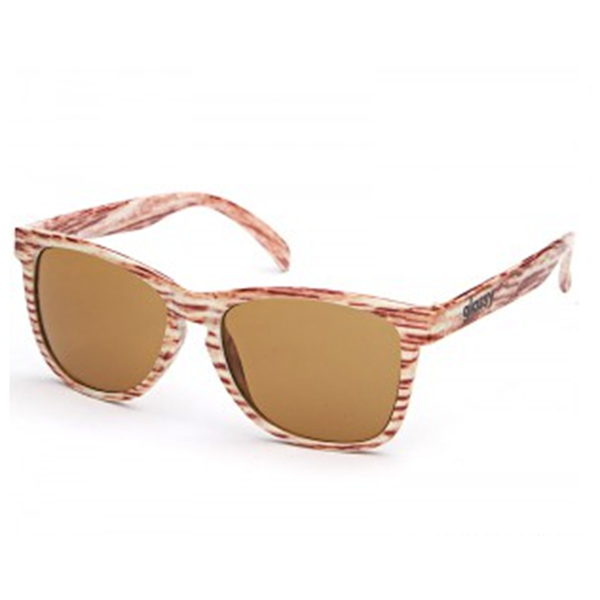 Glassy Sunhaters Sonnenbrille Deric - wood red