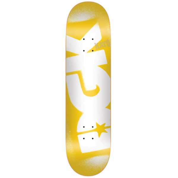 DGK Deck New Price Point Yellow - 8.25