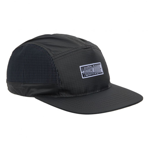 HUF Transit Ripstop Volley Cap frost gray