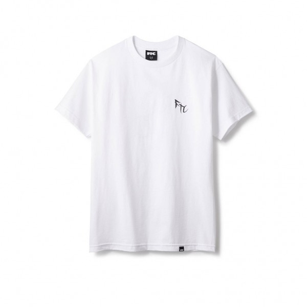 FTC T-Shirt Nude - white